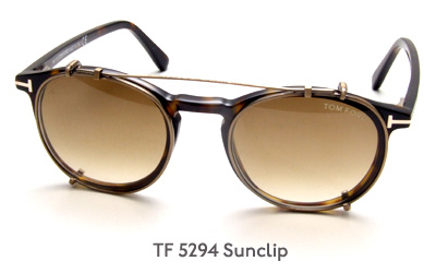 Tom Ford TF 5294 Sunclip glasses