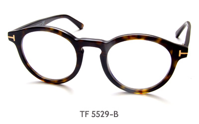 Tom Ford TF 5529-B glasses