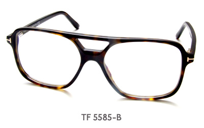 Tom Ford TF 5585-B glasses