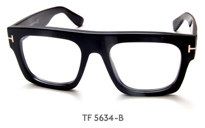 Tom Ford TF 5634-B glasses