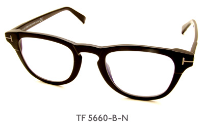Tom Ford TF 5660-B-N glasses