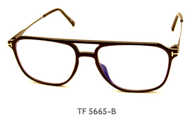 Tom Ford TF 5665-B glasses