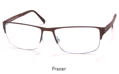 William Morris Frazer glasses