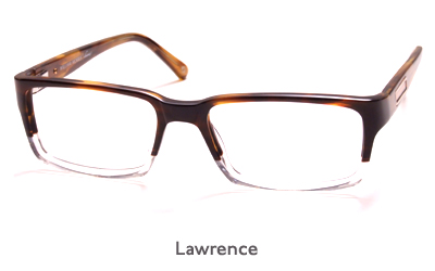 William Morris Lawrence glasses