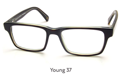 William Morris Young 37 glasses