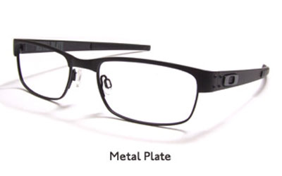 Oakley Rx Metal Plate glasses