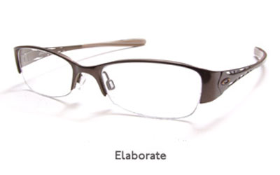 Oakley Rx Elaborate glasses