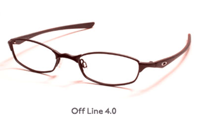 efc2bf1450b Oakley Rx Off Line 4.0 glasses frames   DISCONTINUED MODEL
