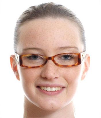 Prada VPR 08I glasses