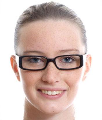 Prada VPR 09I glasses
