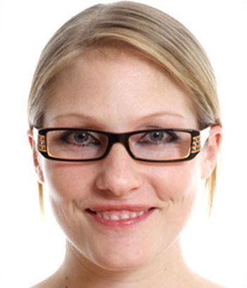 Prada VPR 07L glasses