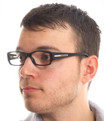 Prada VPR 17I glasses