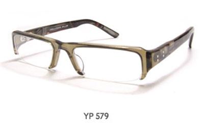 Yellows Plus YP 579 glasses